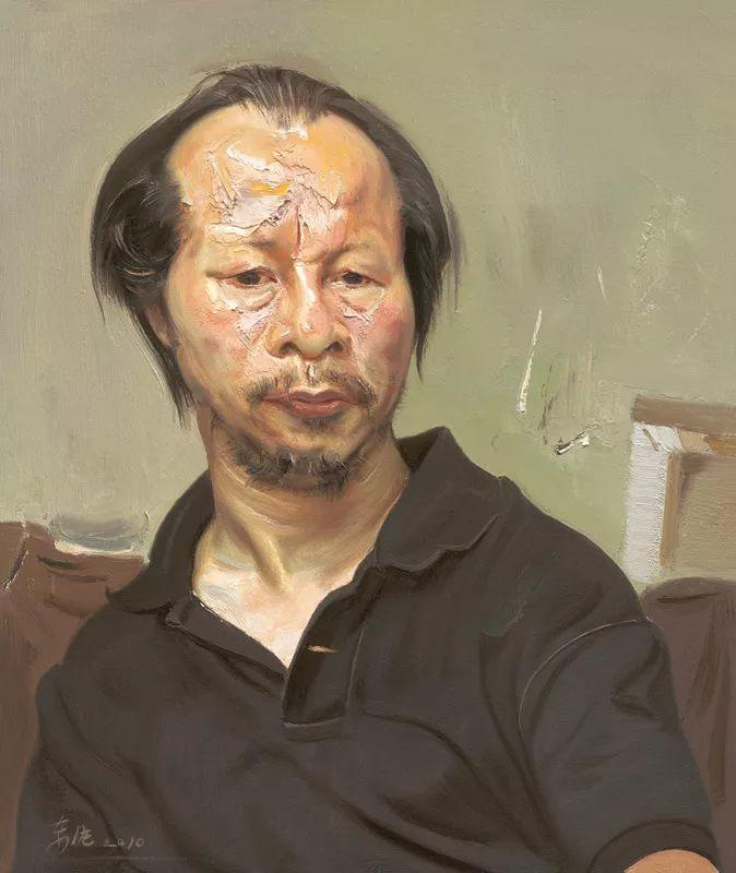 中国当代绘画艺术展作品欣赏之 忻东旺插图19