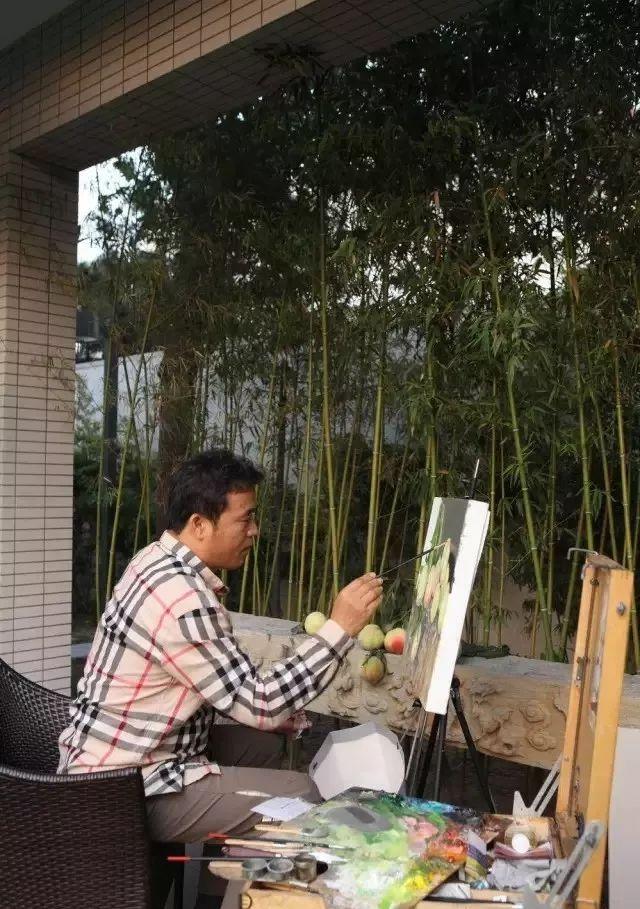 中国当代绘画艺术展作品欣赏之 忻东旺插图23