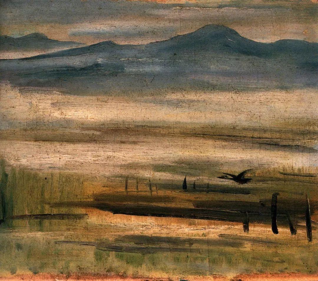 中国当代绘画艺术展作品欣赏之 林风眠插图1