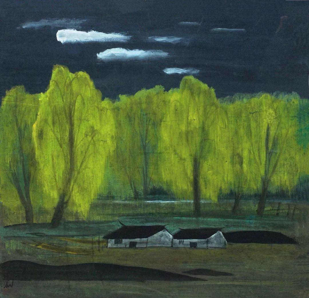 中国当代绘画艺术展作品欣赏之 林风眠插图18