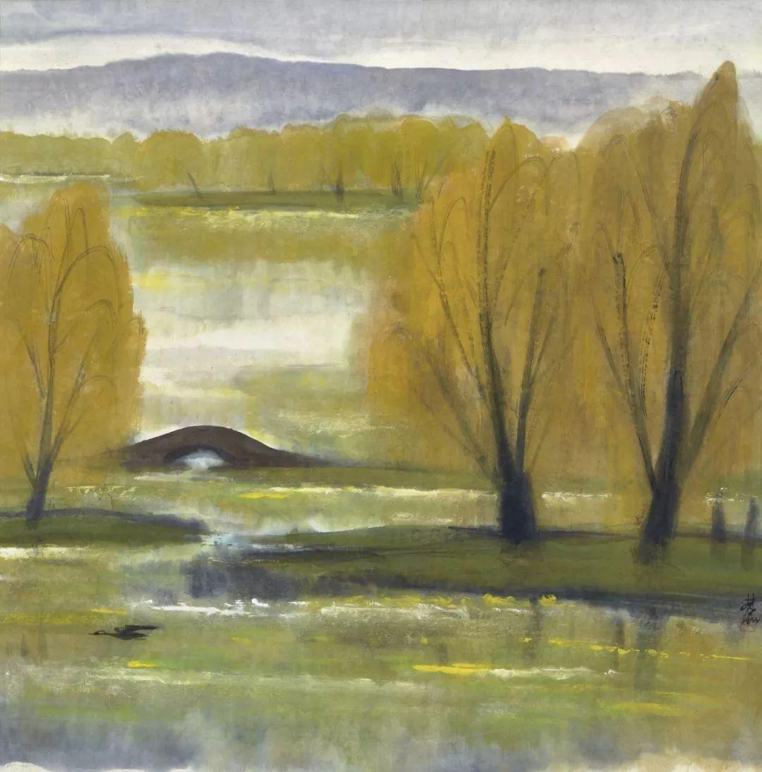 中国当代绘画艺术展作品欣赏之 林风眠插图20