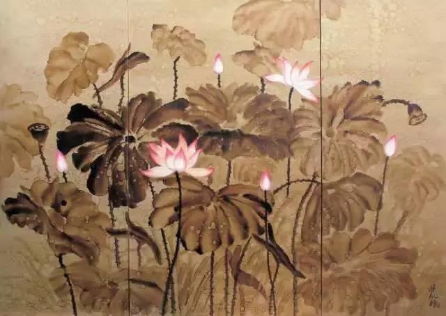 中国当代绘画艺术展作品欣赏之 林风眠插图30
