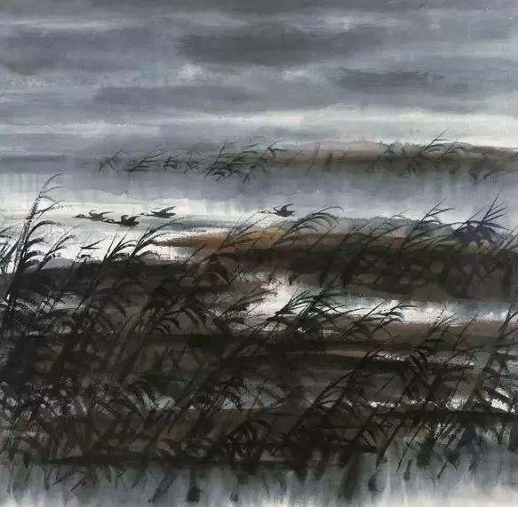 中国当代绘画艺术展作品欣赏之 林风眠插图34
