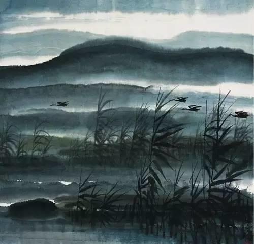 中国当代绘画艺术展作品欣赏之 林风眠插图38