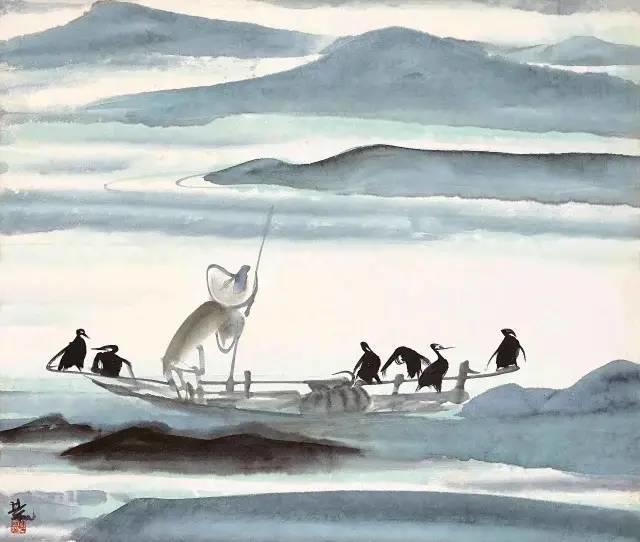 中国当代绘画艺术展作品欣赏之 林风眠插图44