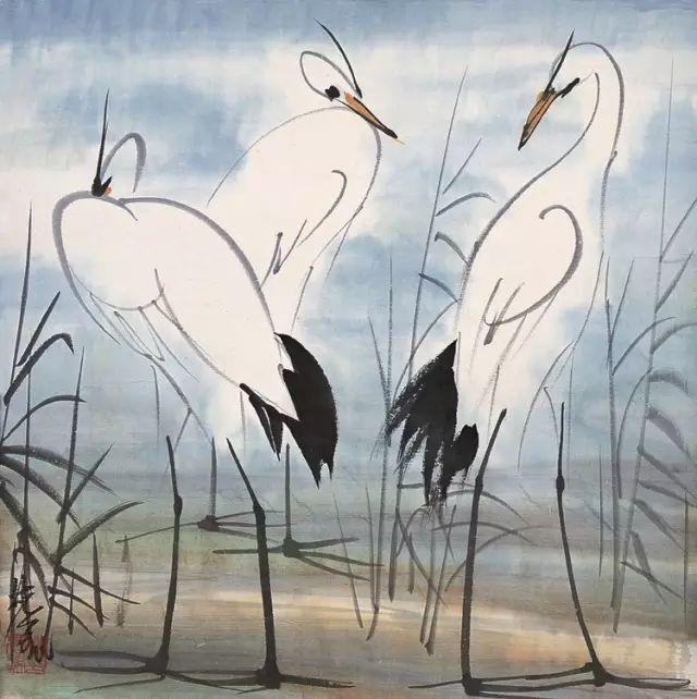 中国当代绘画艺术展作品欣赏之 林风眠插图50