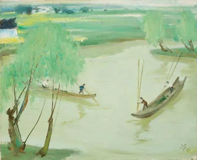 中国当代绘画艺术展作品欣赏之 苏天赐插图11
