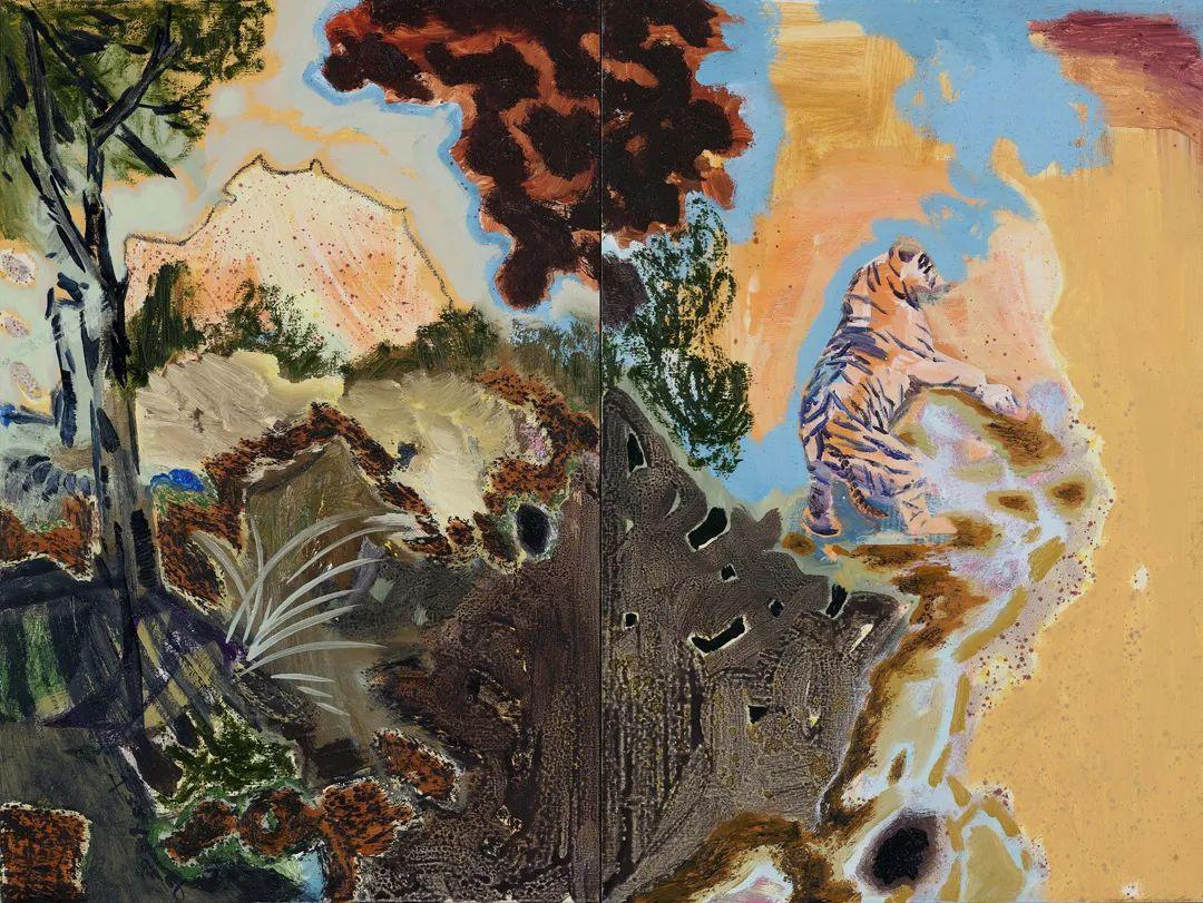 中国当代绘画艺术展作品欣赏之 李华相插图1