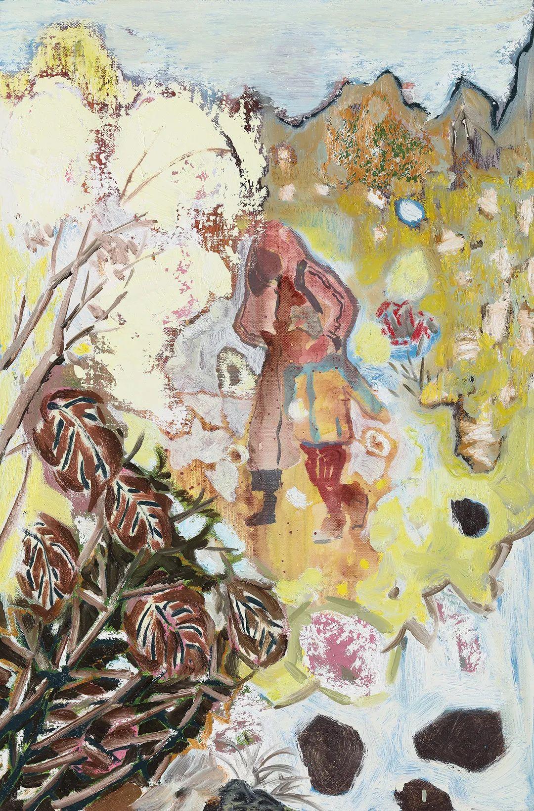 中国当代绘画艺术展作品欣赏之 李华相插图11