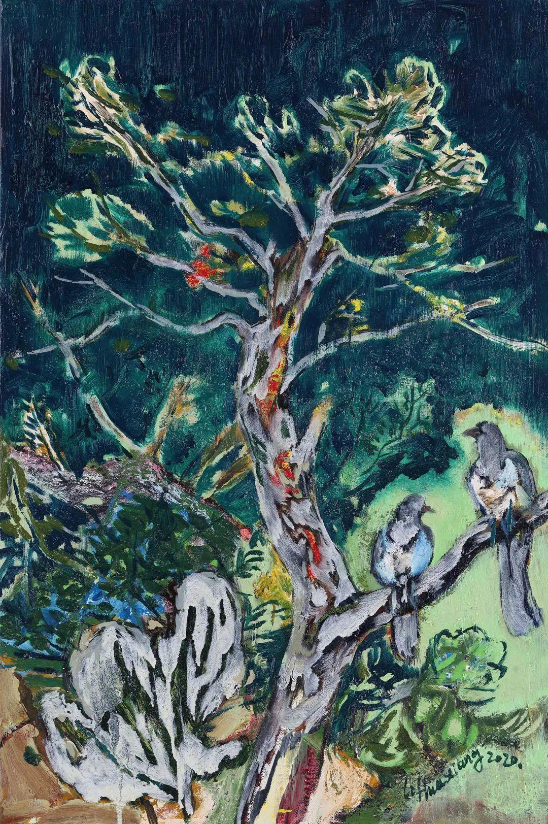 中国当代绘画艺术展作品欣赏之 李华相插图23