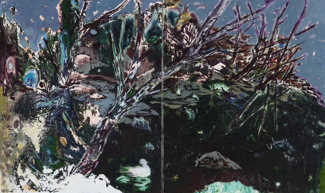中国当代绘画艺术展作品欣赏之 李华相插图25