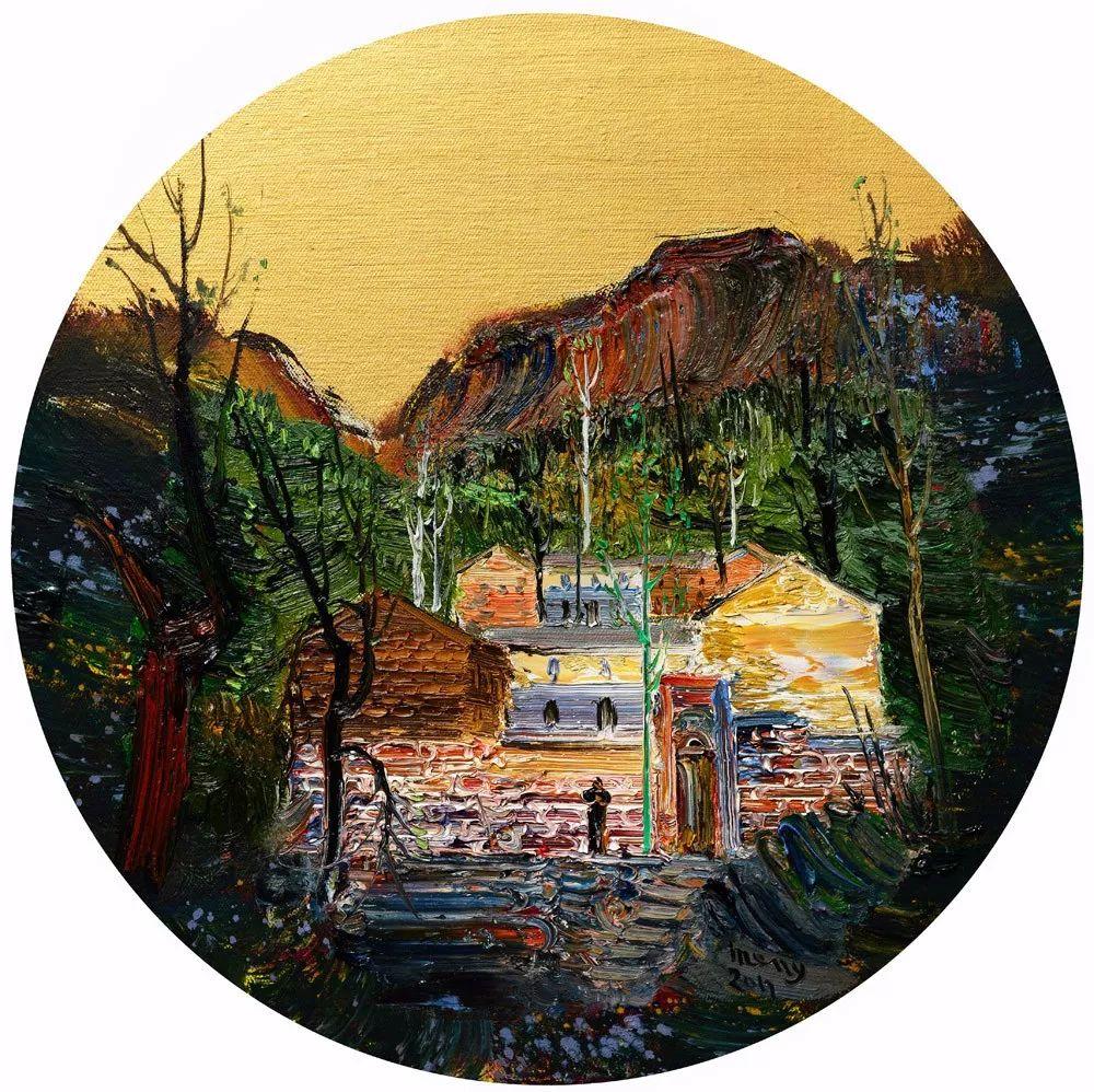 中国当代绘画艺术展作品欣赏之 孟新宇插图3
