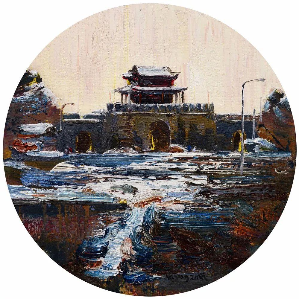 中国当代绘画艺术展作品欣赏之 孟新宇插图7