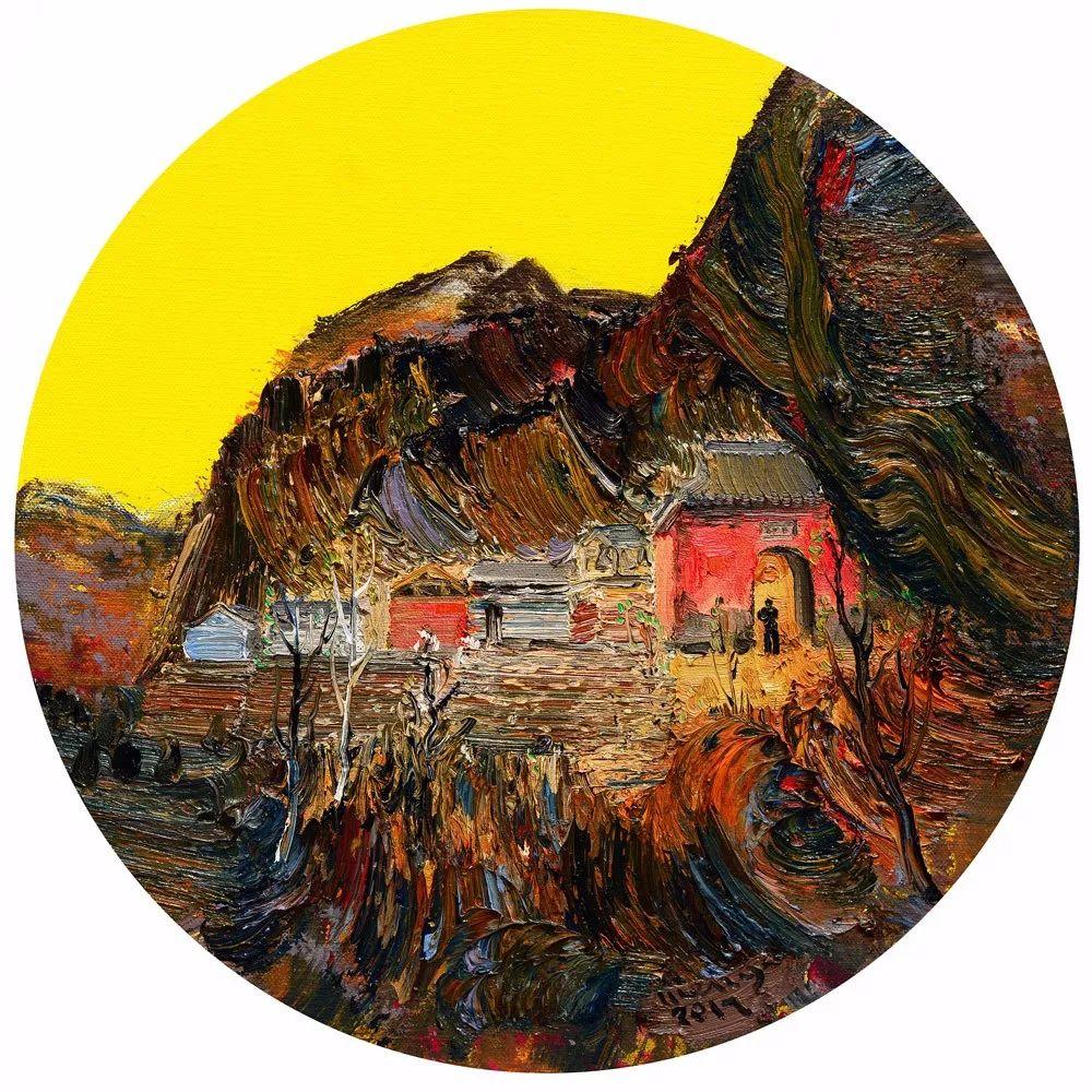 中国当代绘画艺术展作品欣赏之 孟新宇插图21