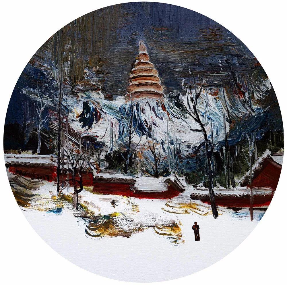 中国当代绘画艺术展作品欣赏之 孟新宇插图23