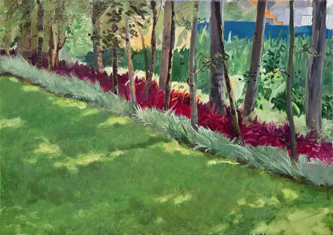 中国当代绘画艺术展作品欣赏之 梁凯旋插图1