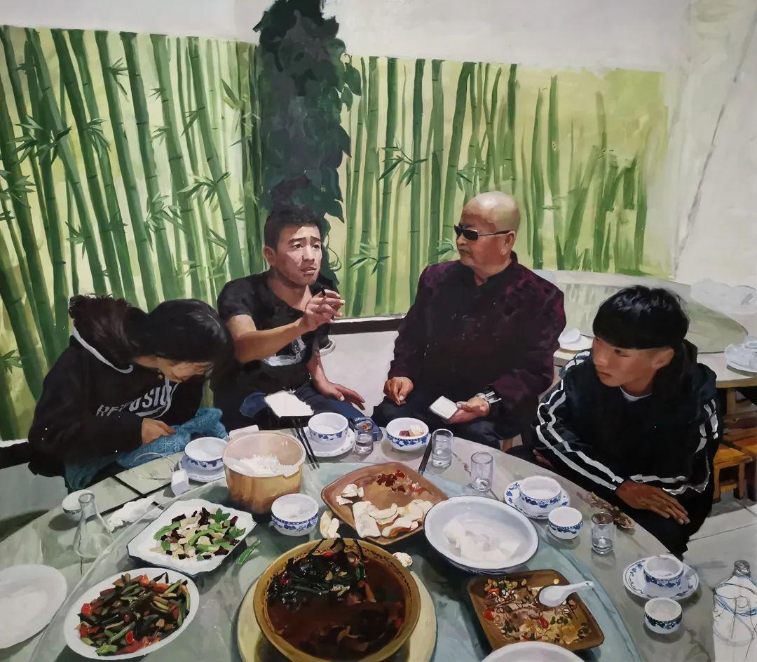 中国当代绘画艺术展作品欣赏之 梁凯旋插图9