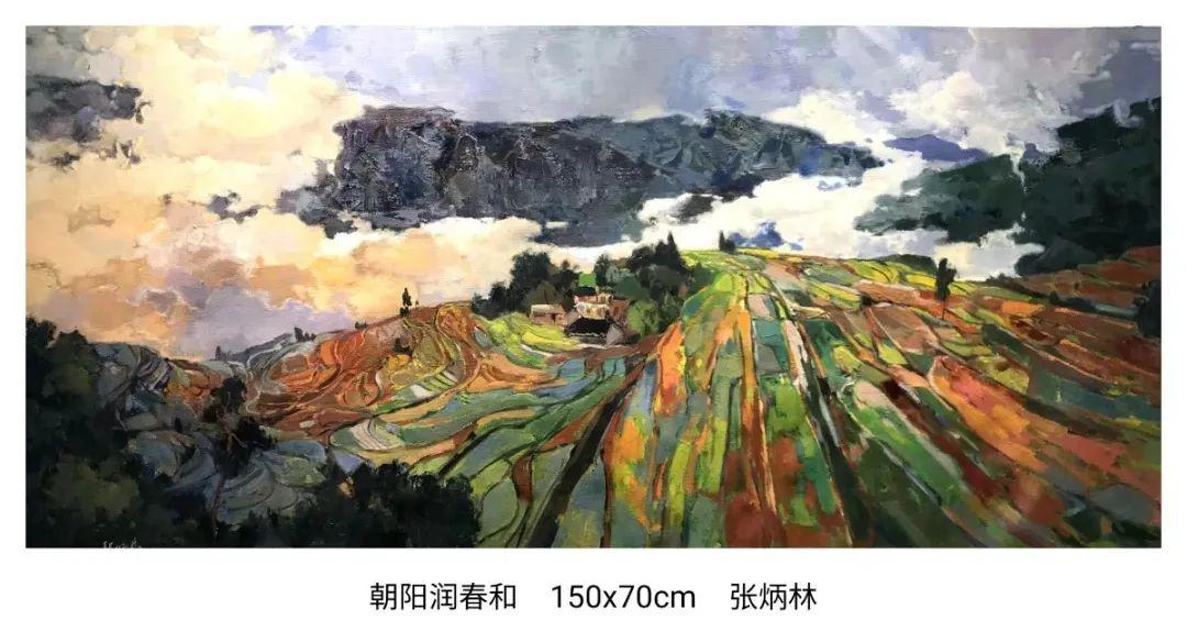画家张炳林作品欣赏!插图15
