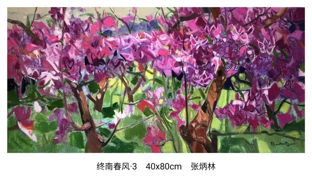 画家张炳林作品欣赏!插图27