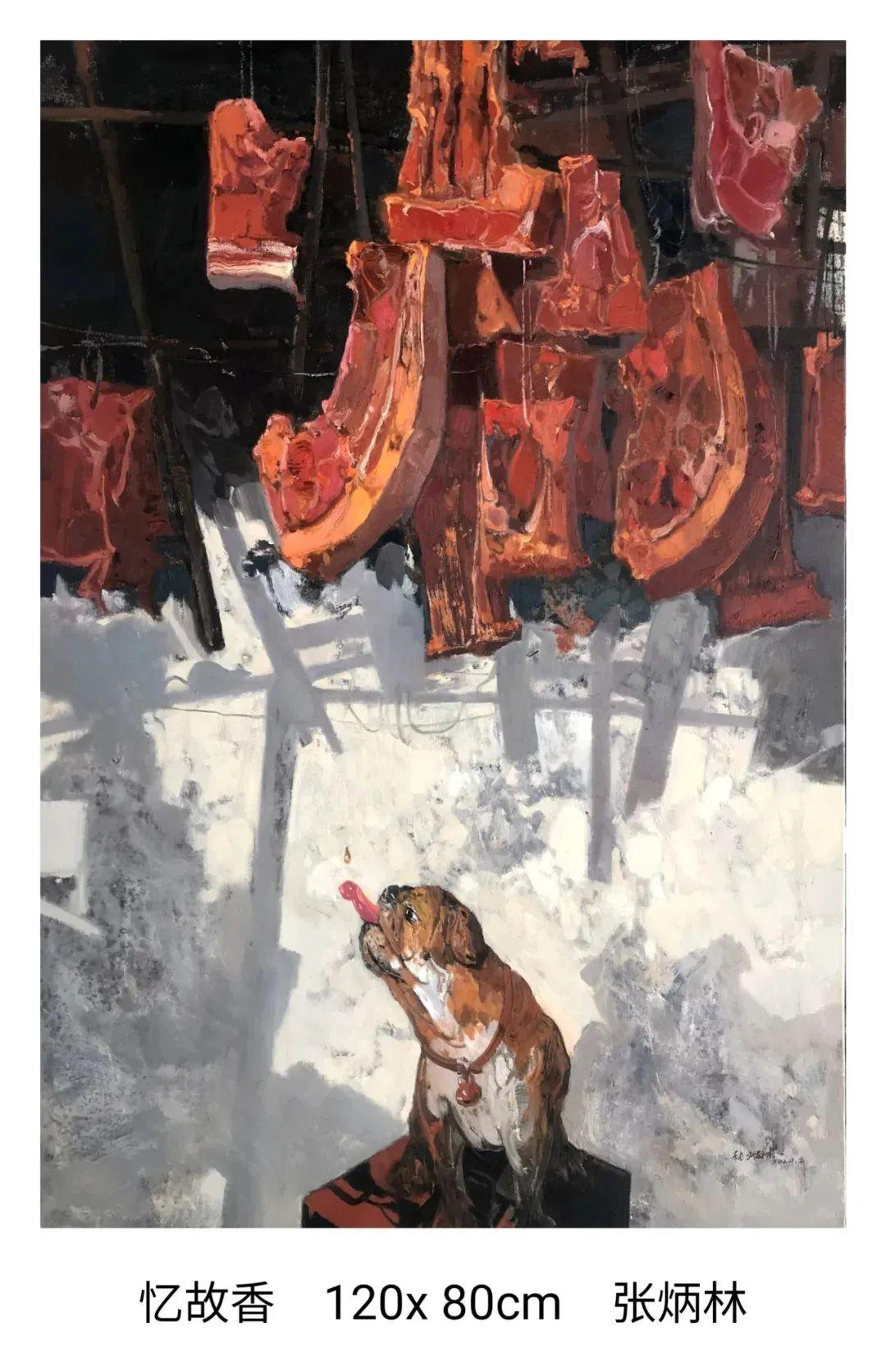 画家张炳林作品欣赏!插图34