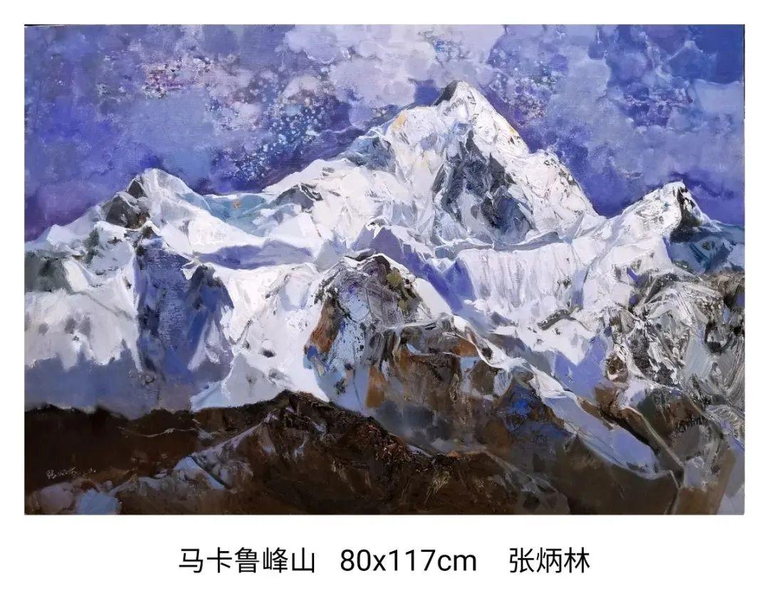 画家张炳林作品欣赏!插图42