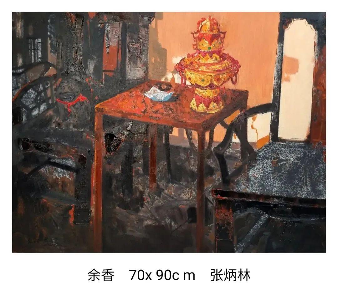 画家张炳林作品欣赏!插图52