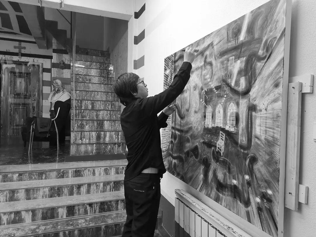 中国当代绘画艺术展作品欣赏之 崔万田插图25