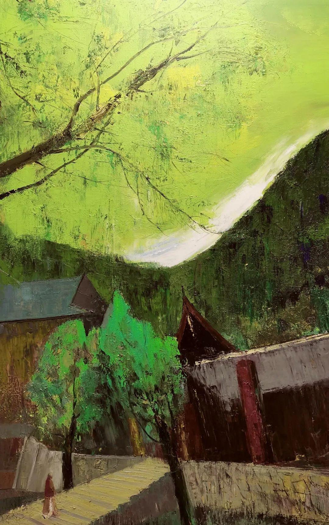 中国当代绘画艺术展作品欣赏之 陈国煌插图15