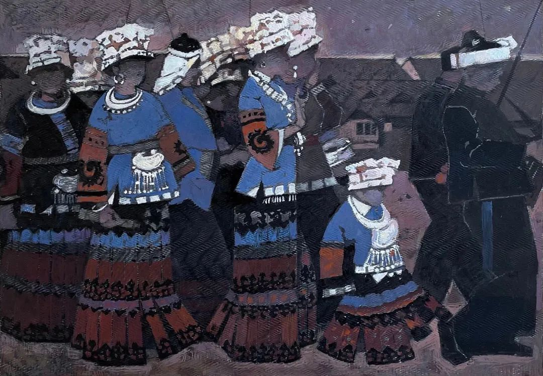 中国当代绘画艺术展作品欣赏之 潘建军插图9