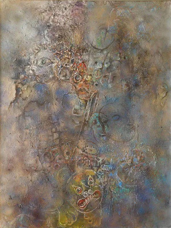 中国当代绘画艺术展作品欣赏之 张玉峰插图21