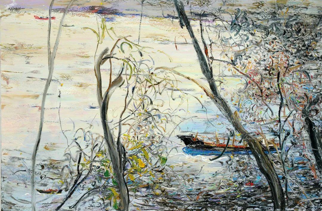 中国当代绘画艺术展作品欣赏之 夏静插图9