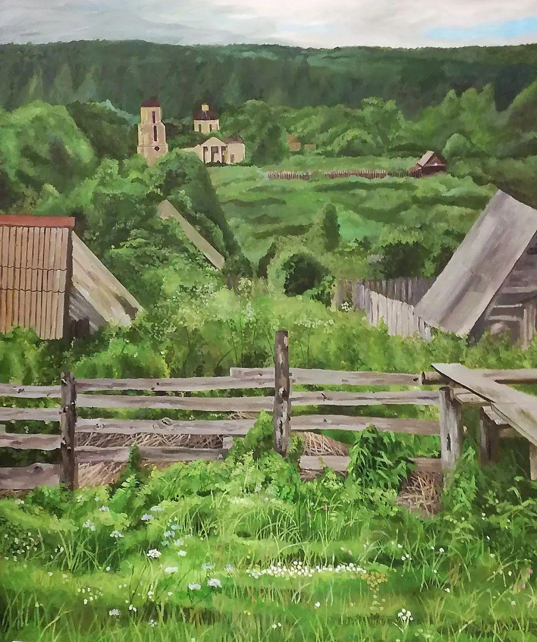 中国当代绘画艺术展作品欣赏之 赵欣欣插图1