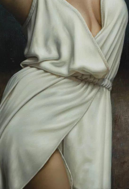 他画的绝色写实女人裸体画,看完面红耳赤!引网友直呼:我可以!插图43