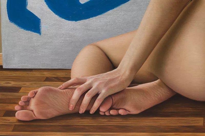 他画的绝色写实女人裸体画,看完面红耳赤!引网友直呼:我可以!插图69