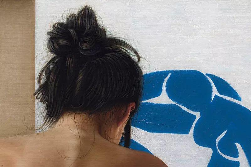 他画的绝色写实女人裸体画,看完面红耳赤!引网友直呼:我可以!插图71
