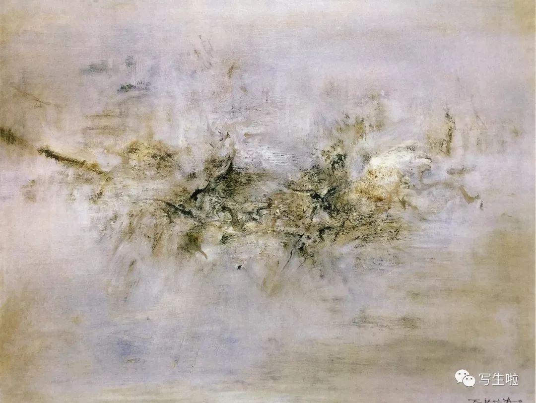 赵无极的绘画历程插图87
