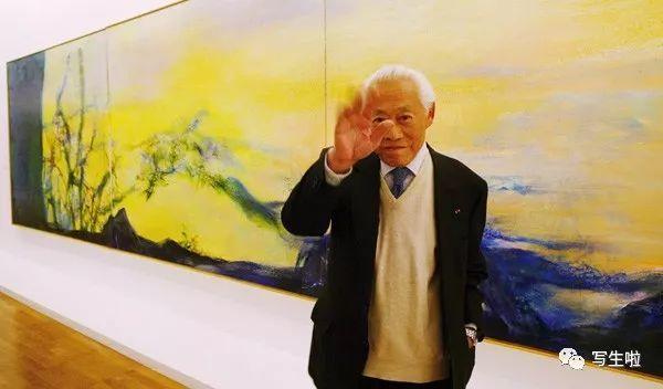 赵无极的绘画历程插图203