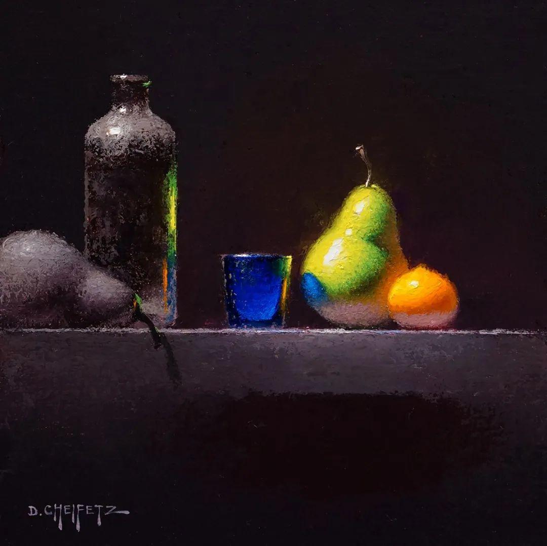 很不同的静物画,纹理色彩独特、用光讲究!插图23