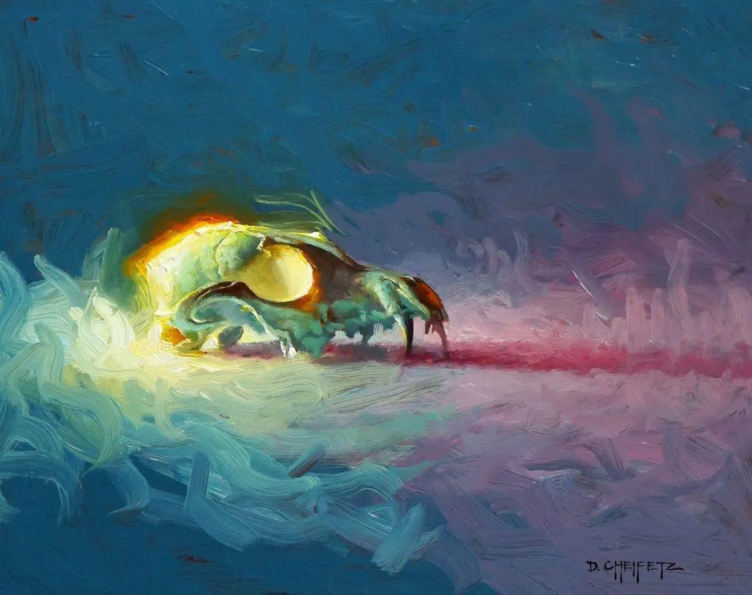 很不同的静物画,纹理色彩独特、用光讲究!插图43