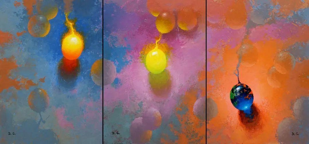 很不同的静物画,纹理色彩独特、用光讲究!插图75