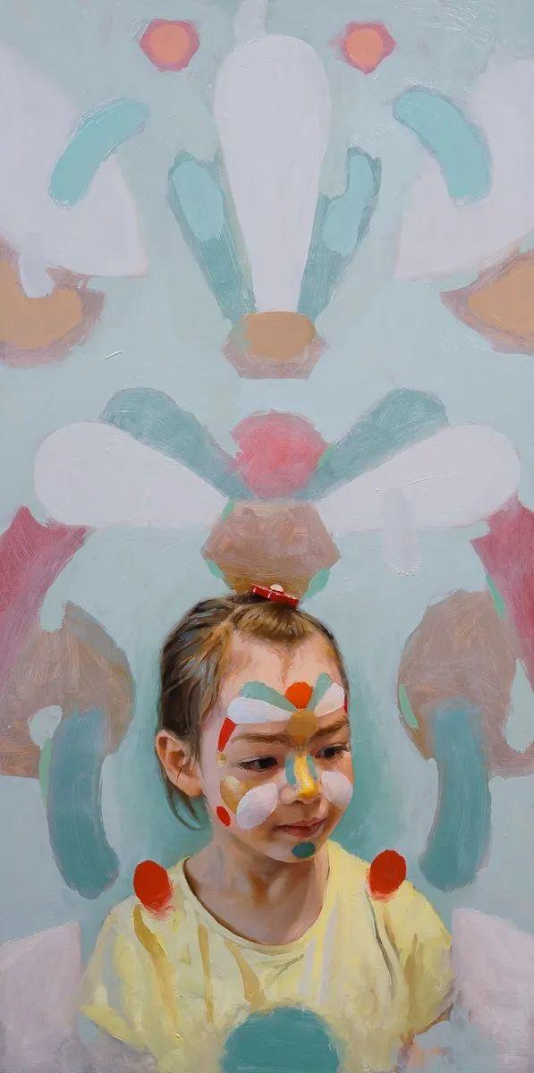 富有表现力的笔触和光感,大卫·切菲兹作品二插图41