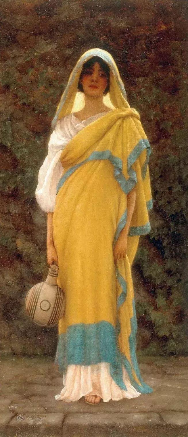 欣赏大师们的油画,不会随岁月流逝的美!插图7