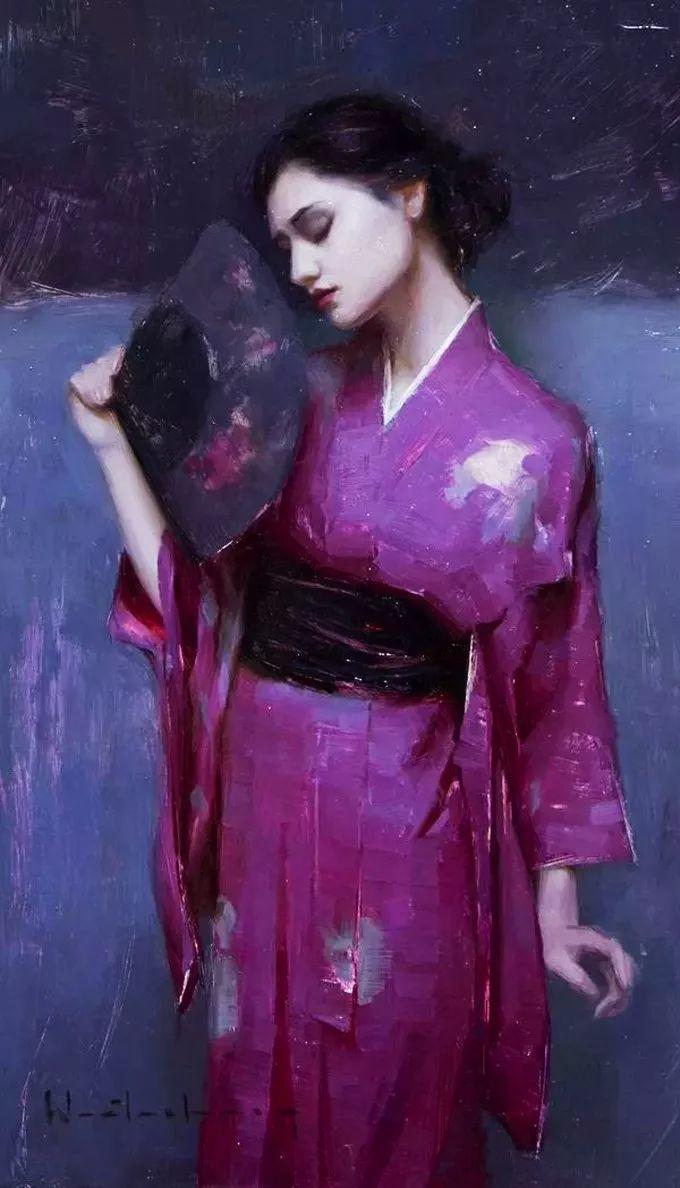 欣赏大师们的油画,不会随岁月流逝的美!插图39