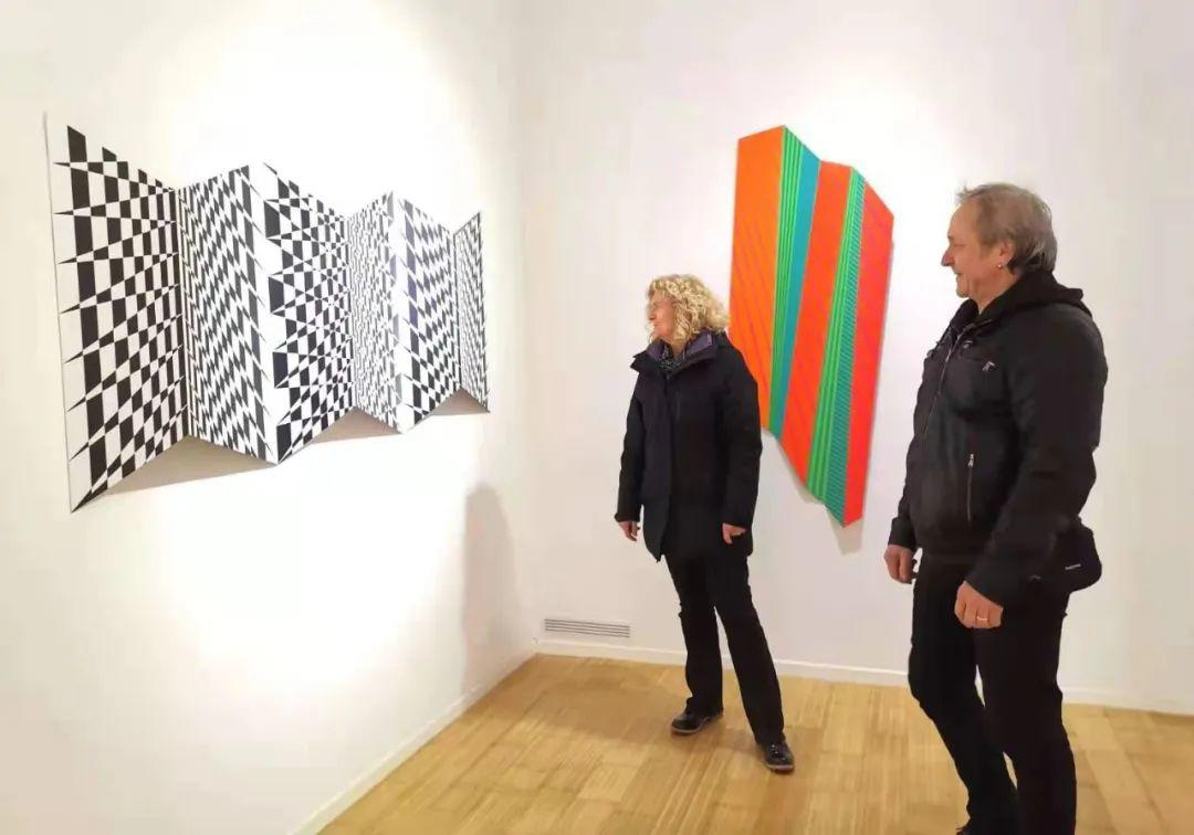 《德国抽象艺术三人展》在波恩精彩呈现插图23