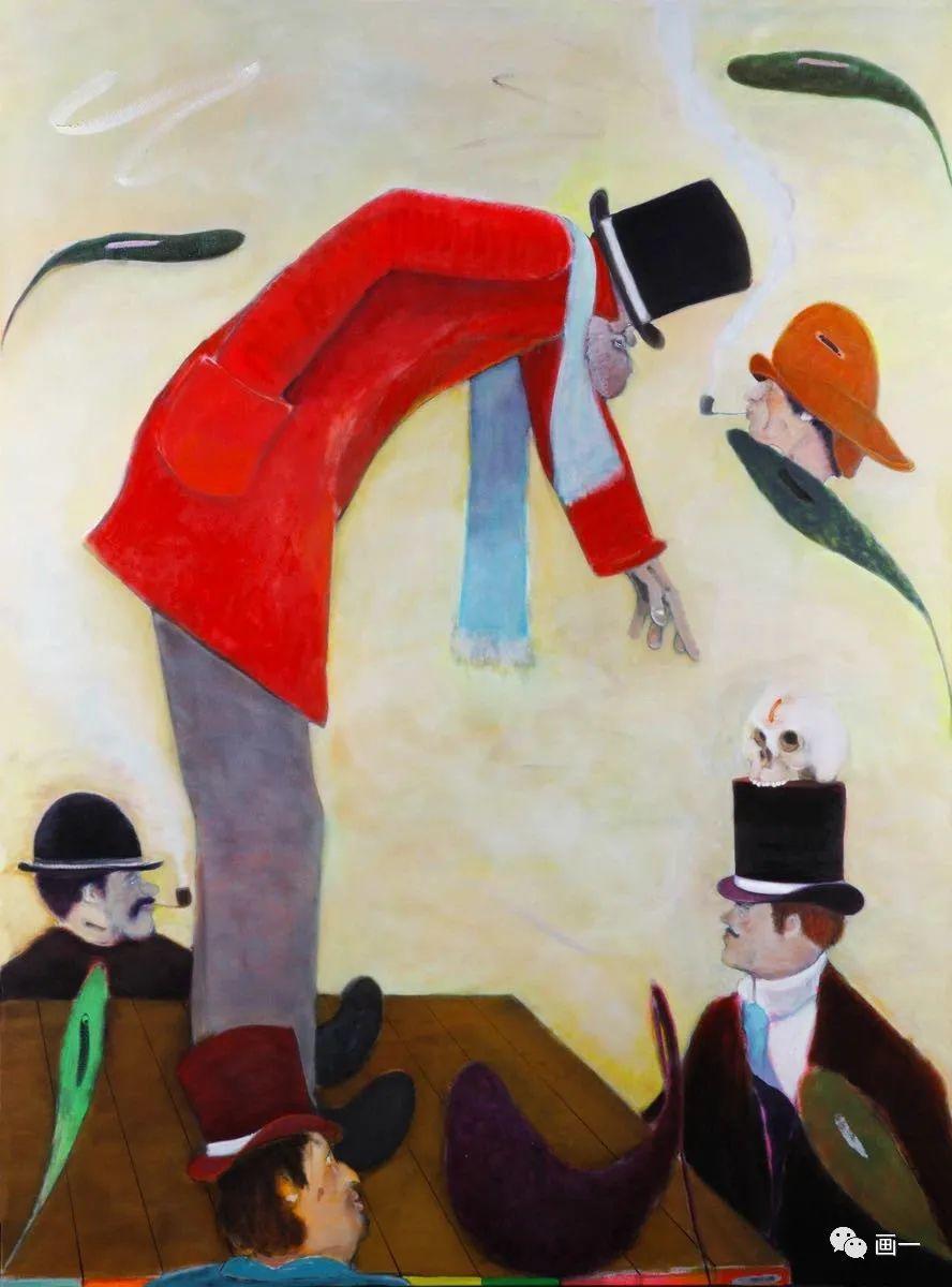 英国当代画家 | 瑞安·莫斯利作品欣赏插图3