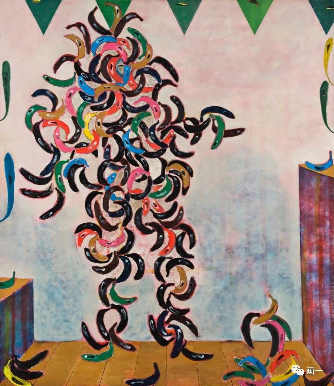 英国当代画家 | 瑞安·莫斯利作品欣赏插图7