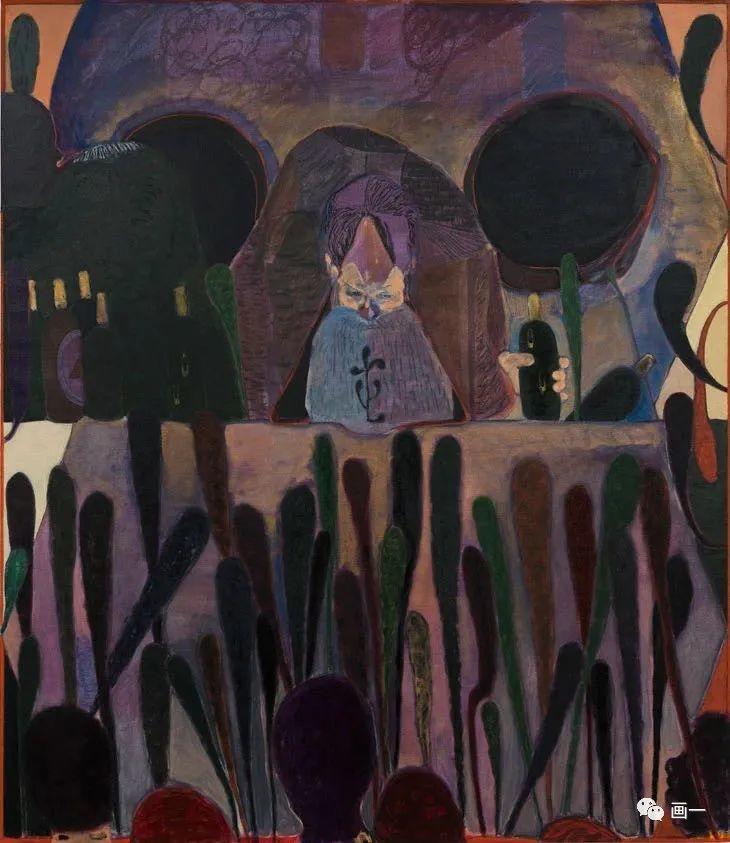 英国当代画家 | 瑞安·莫斯利作品欣赏插图11