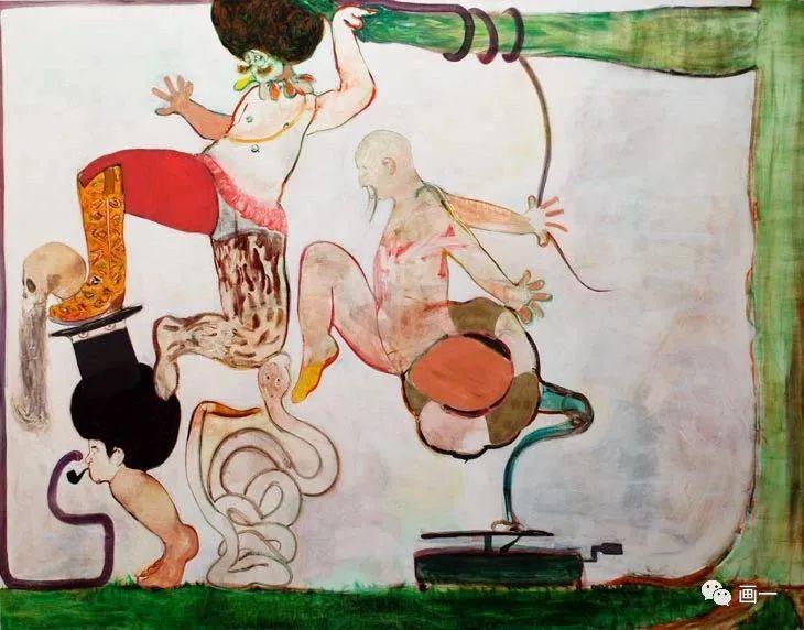 英国当代画家 | 瑞安·莫斯利作品欣赏插图17