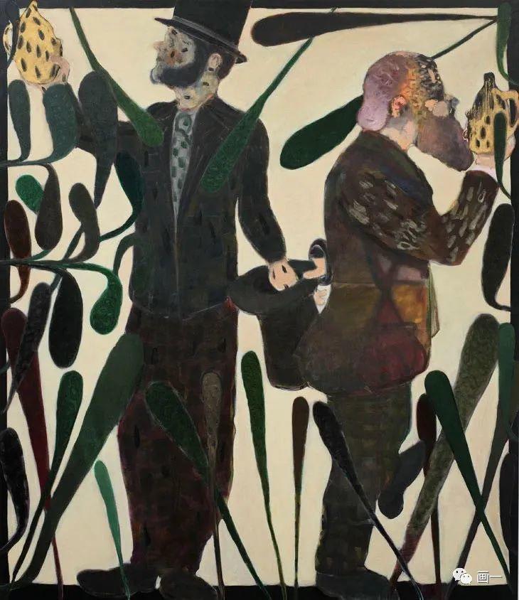 英国当代画家 | 瑞安·莫斯利作品欣赏插图25