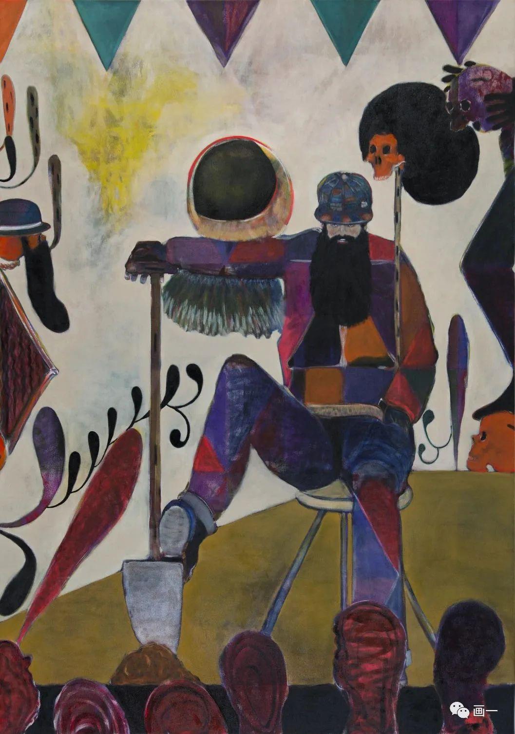 英国当代画家 | 瑞安·莫斯利作品欣赏插图33